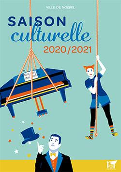 Couverture Saison culturelle 2020/2021