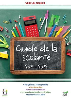 Couverture Règlement scolaire et périscolaire 2021/2022