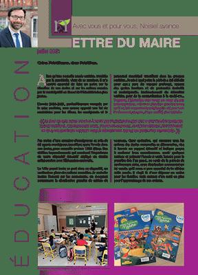 Lettre du Maire – Juillet 2021