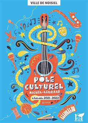Couverture Activités du Pôle culturel 2021/2022