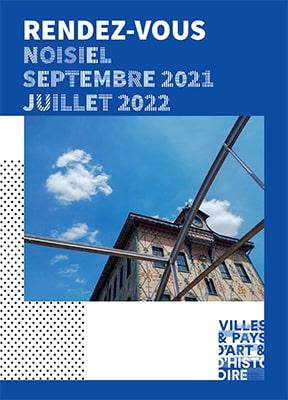 Couverture Rendez-vous patrimoine – 2021/2022